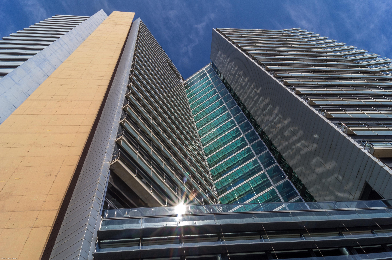 Soleil sur les immeubles