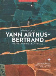 100 photos de Yann Arthus Bertrand 220x300 Bibliographie