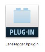 LensTagger Icone LensTagger : Quand Lightroom ne reconnait pas votre objectif.