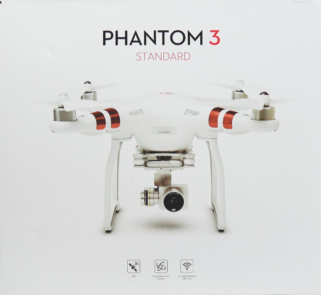 DJI - Phantom 3 Standard