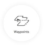 WayPoints 150x150 Les techniques de vol pour réaliser une vidéo avec un drone