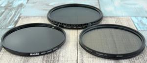 Filtres 300x129 Les filtres Polarisants et les filtres ND Densité Neutre (Neutral Density)