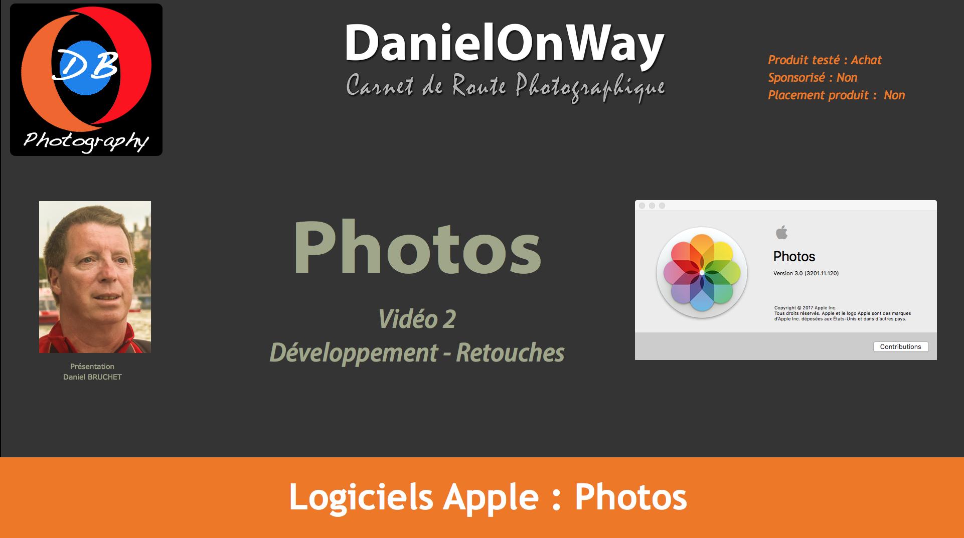 Apple Photos Vidéo 2