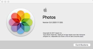 Photo 3 300x159 Gérer sa photothèque avec le logiciel de gestion de photos et vidéos dApple :  Photos   Chapitre 1