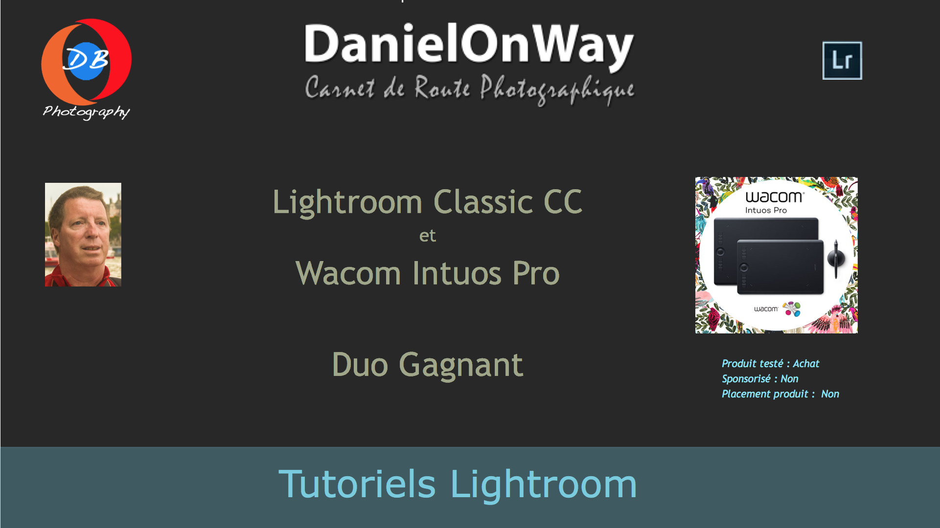 Wacom Intuos Lightroom