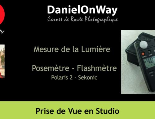 Mesure et Maîtrise de la Lumière : Le Flashmètre – Posemètre Externe