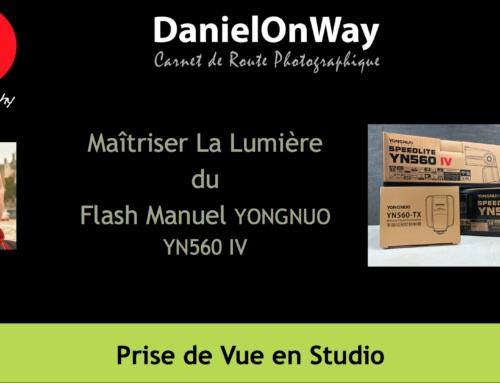 Flash Yongnuo série YN560 : Equiper votre studio sans dépenser trop d'argent !