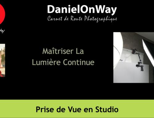 Maîtriser la lumière continue en studio : les coulisses d'une prise de vue Packshot