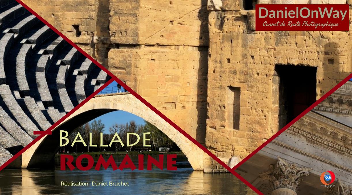 Titrage Ballade Romaine