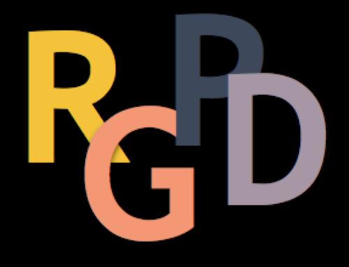 RGPD – Règlement Général pour la Protection des Données (25 mai 2018)