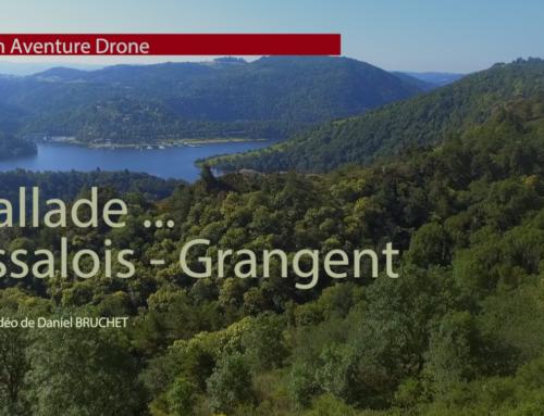 Découvrez «Mon Aventure Drone» pour la série «Ballade…» en vidéo sur YouTube