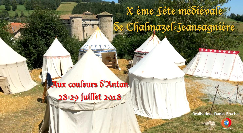 Fête Médiévale de Chalmazel