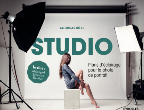 STUDIO – Plans d'éclairage pour la photo de portrait