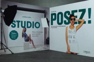 Eyrolles POSEZ033 300x200 STUDIO   Plans déclairage pour la photo de portrait