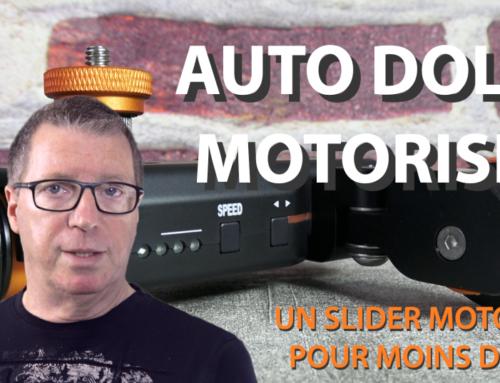Slider Motorisé : Une Auto Dolly à moins de 60 €