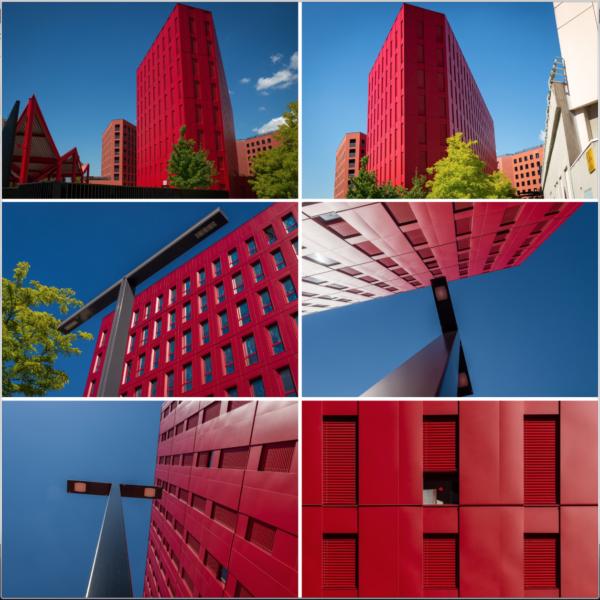 Layout Instagram 1 600x600 Atelier Créatif : Architecture Contemporaine   Couleur Rouge