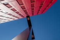 Poste Weiss 02 200x133 Atelier Créatif : Architecture Contemporaine   Couleur Rouge