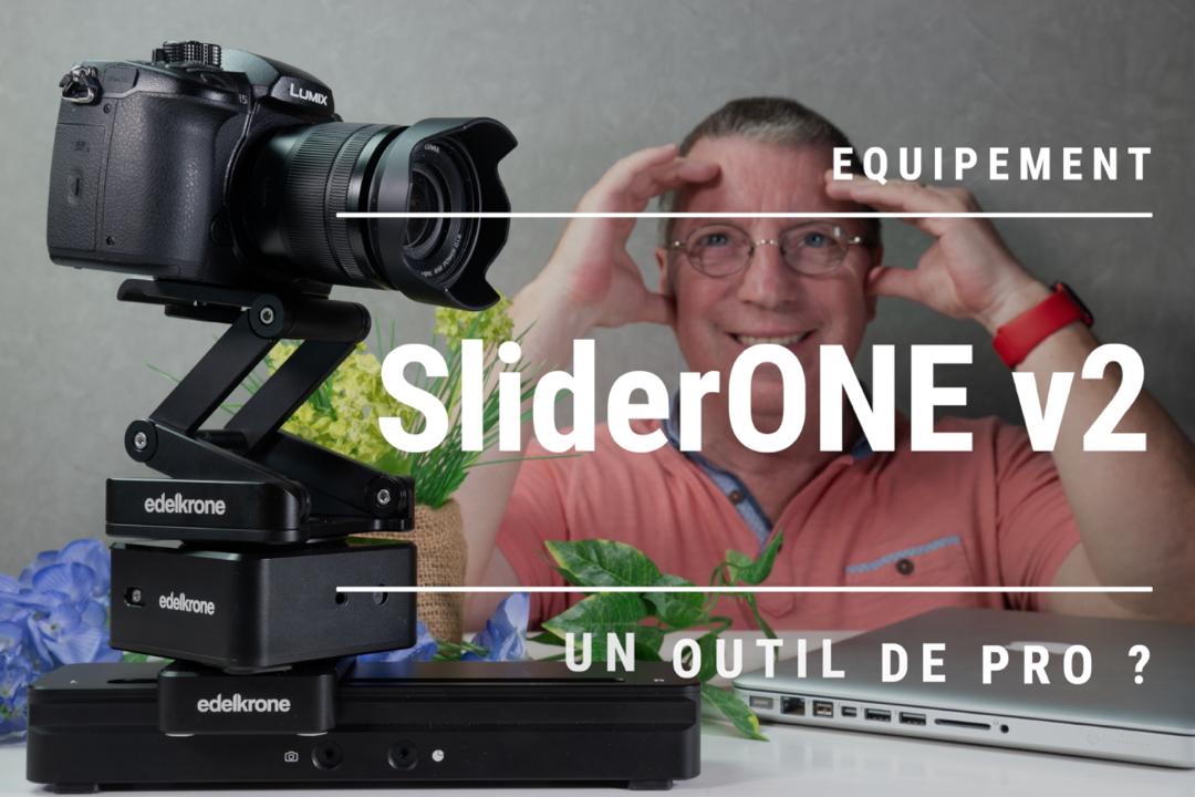 Edelkrone - SliderONEv2