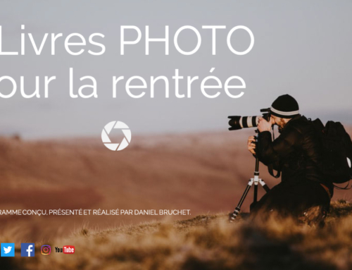 Devenir Photographe : 6 Livres Photo pour la rentrée 2021