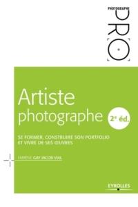 Artiste Photographe 200x300 Devenir Photographe : 6 Livres Photo pour la rentrée 2021