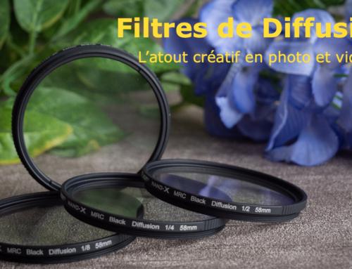 Filtres de Diffusion – Black Mist K&F Concept : L' INDISPENSABLE Atout Créatif en photo et vidéo